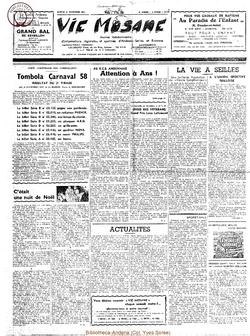 12e année - n°577 - 21 décembre 1957