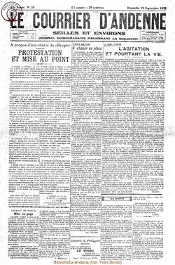 12e annee - n38 - 22 septembre 1935