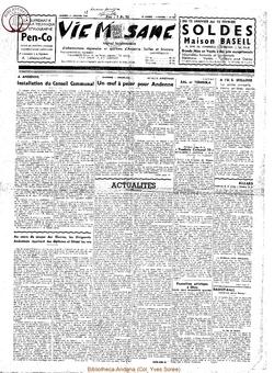 14e année - n°631 - 17 janvier 1959