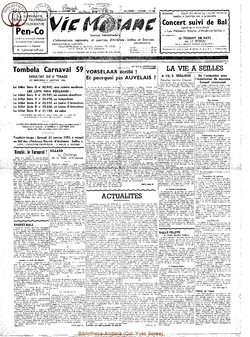 14e année - n°632 - 24 janvier 1959