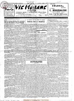 14e année - n°633 - 31 janvier 1959