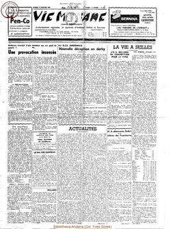 14e année - n°635 - 14 février 1959
