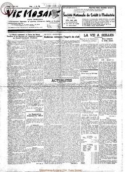 14e année - n°643 - 11 avril 1959