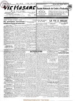 14e année - n°645 - 25 avril 1959