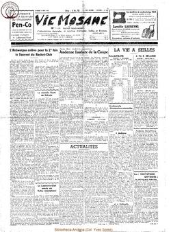 14e année - n°647 - 9 mai 1959