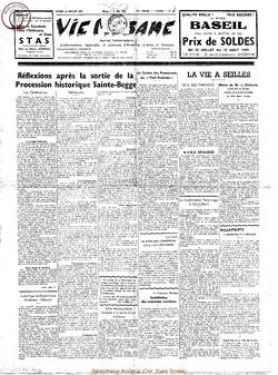 14e année - n°657 - 18 juillet 1959