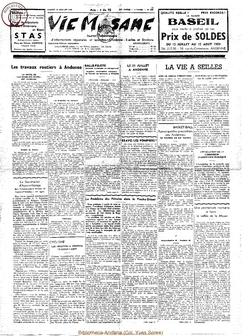14e année - n°658 - 25 juillet 1959