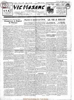 14e année - n°662 - 22 août 1959