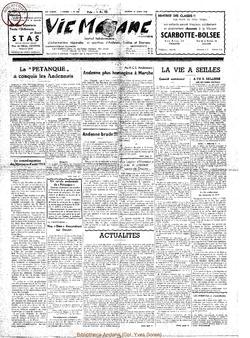 14e année - n°663 - 29 août 1959