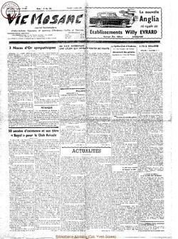 14e année - n°668 - 4 octobre 1959