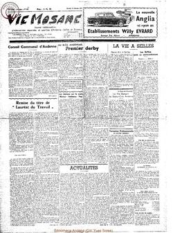 14e année - n°669 - 10 octobre 1959