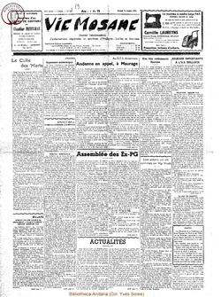 14e année - n°672 - 31 octobre 1959