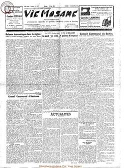 14e année - n°673 - 7 novembre 1959