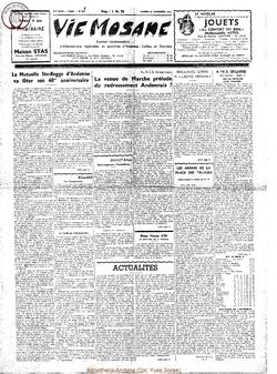 14e année - n°675 - 21 novembre 1959