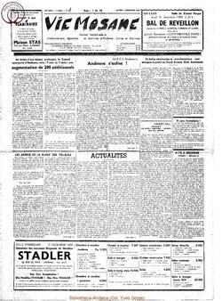 14e année - n°677 - 5 décembre 1959