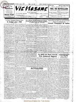 14e année - n°678 - 12 décembre 1959