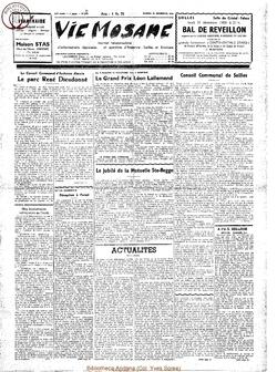 14e année - n°679 - 19 décembre 1959