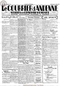16e annee - n30 - 23 juillet 1939