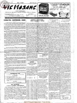 17e année - n°765 - 20 janvier 1962