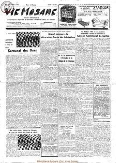 17e année - n°773 - 17 mars 1962