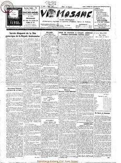 17e année - n°797 - 15 septembre 1962