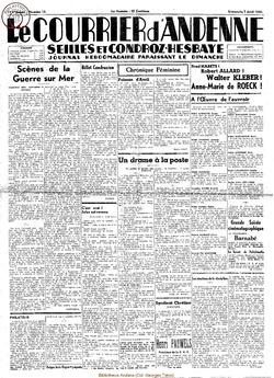 17e annee - n14 - 7 avril 1940