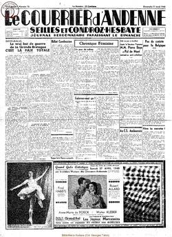 17e annee - n16 - 21 avril 1940