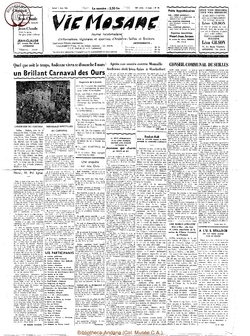 19e année - n°10 - 7 mars 1964