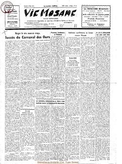 19e année - n°11 - 14 mars 1964