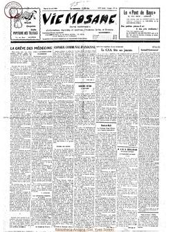 19e année - n°16 - 18 avril 1964
