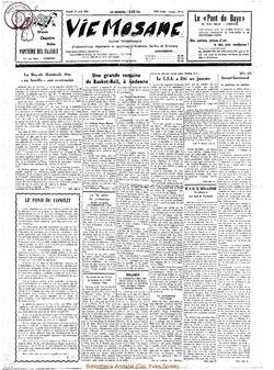 19e année - n°17 - 25 avril 1964