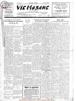 19e année - n°21 - 23 mai 1964