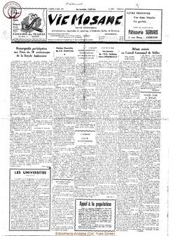 19e année - n°22 - 30 mai 1964