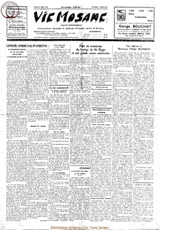 19e année - n°27 - 4 juillet 1964