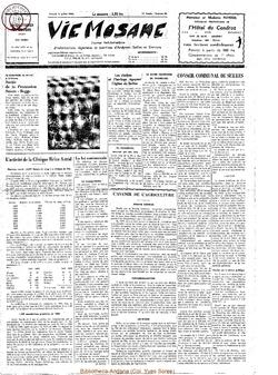 19e année - n°28 - 11 juillet 1964