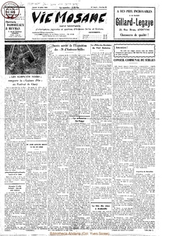 19e année - n°29 - 18 juillet 1964