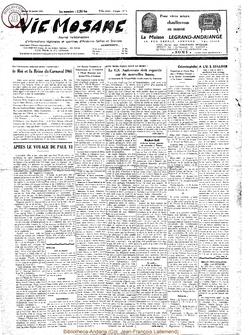 19e année - n°3 - 18 janvier 1964