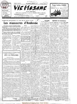 19e année - n°32 - 14 août 1964