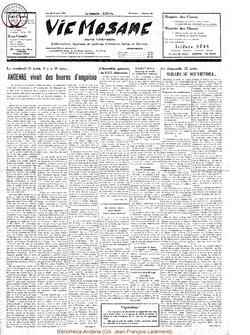 19e année - n°33 - 22 août 1964