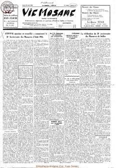 19e année - n°34 - 29 août 1964