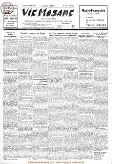 19e année - n°35 - 5 septembre 1964
