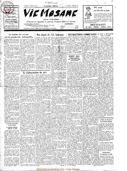 19e année - n°36 - 12 septembre 1964