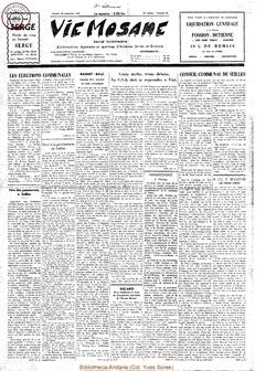 19e année - n°38 - 26 septembre 1964