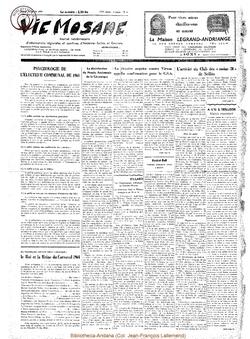 19e année - n°4 - 25 janvier 1964