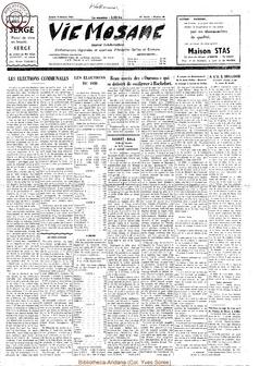 19e année - n°40 - 10 octobre 1964