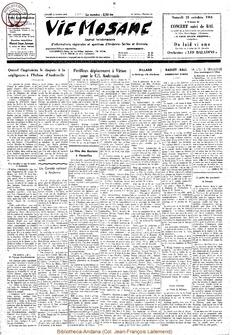 19e année - n°42 - 24 octobre 1964