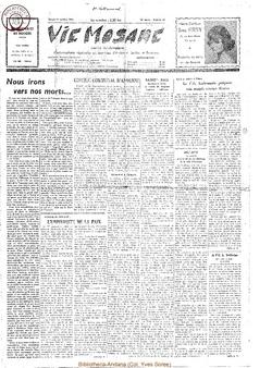 19e année - n°43 - 31 octobre 1964