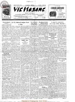19e année - n°46 - 21 novembre 1964