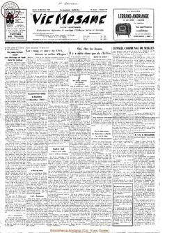 19e année - n°49 - 12 décembre 1964