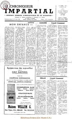 1er année - n5 - 13 juillet 1966